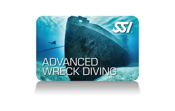 Advanced Wreck Diving - Avanzado Pecios