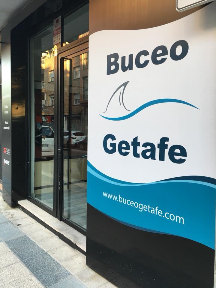 Tienda Centro Buceo Getafe