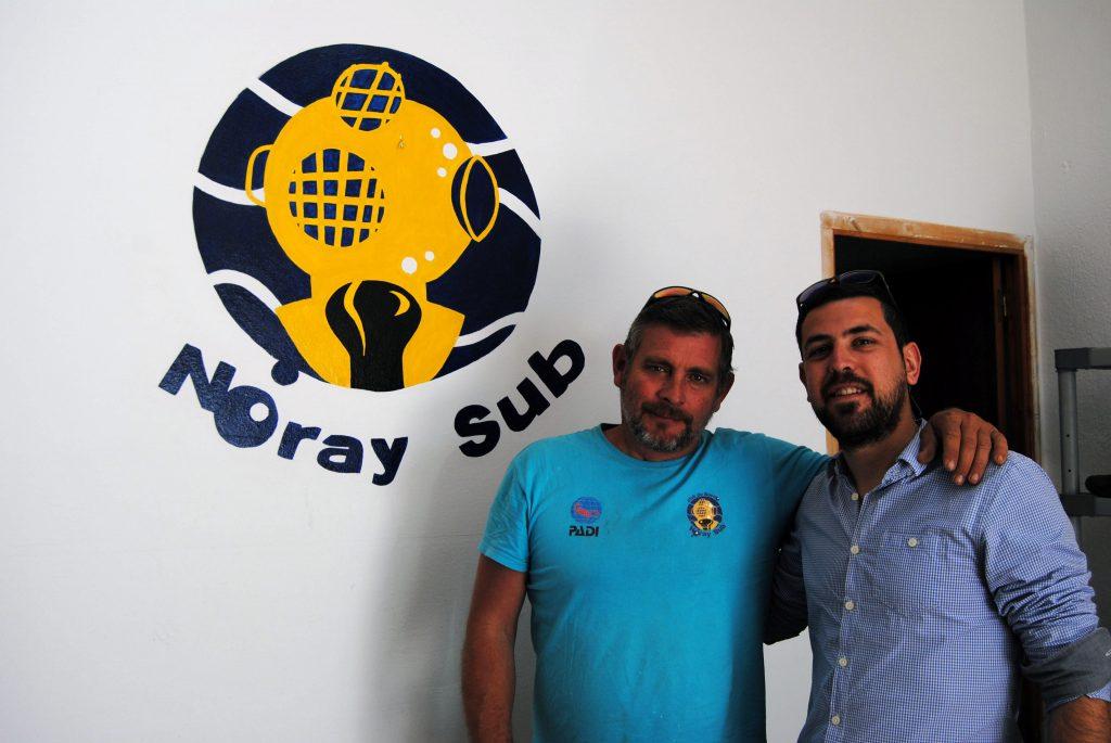 Buceo Getafe con Noray Sub
