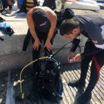 Curso Open Water Diver Buceo Getafe