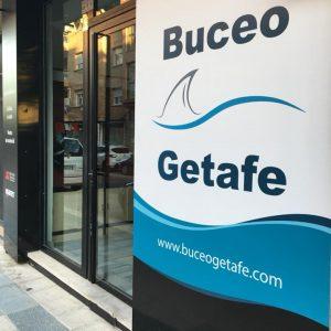 Tienda Centro Buceo Getafe - Contacto