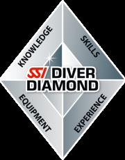Diver Diamond SSI